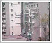 Приточно-вытяжная вентиляция Гостиница «Харьков»