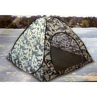 """Палатка для зимней рыбалки 2*2м, """"снежный барс"""""""
