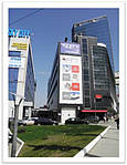 Монтаж систем вентиляции и кондиционирования Торгово-офисный центр «SKY SITI» г. Самара (Комплексный монтаж системы общеобменной вентиляции, монтаж системы отопления и кондиционирования торгово-офисного центра)