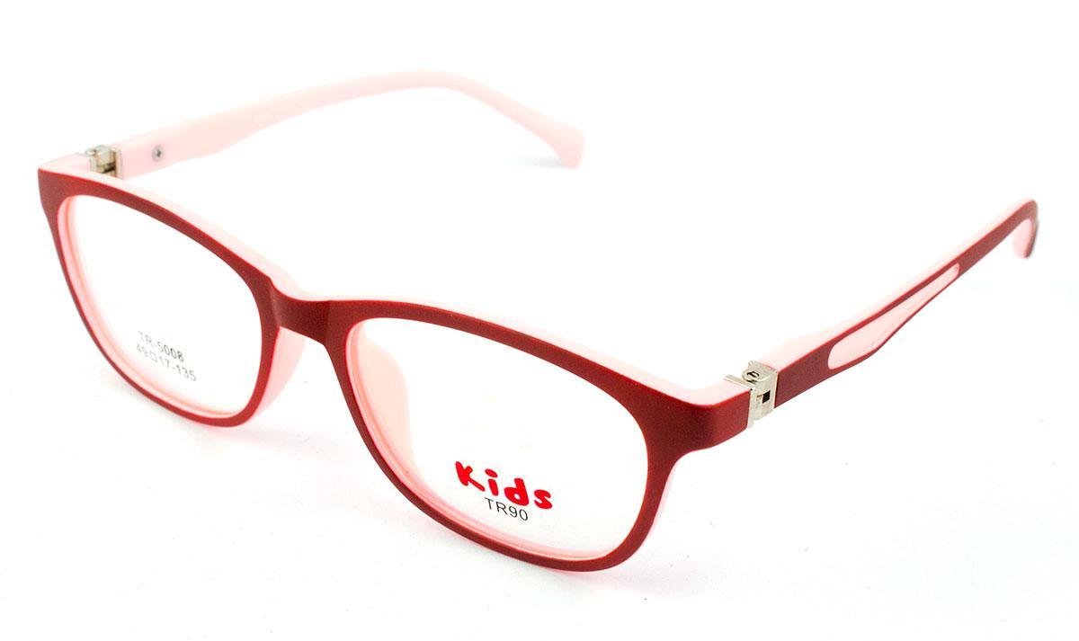 Оправа для очков Детские пластиковые Kids TR5008-C028