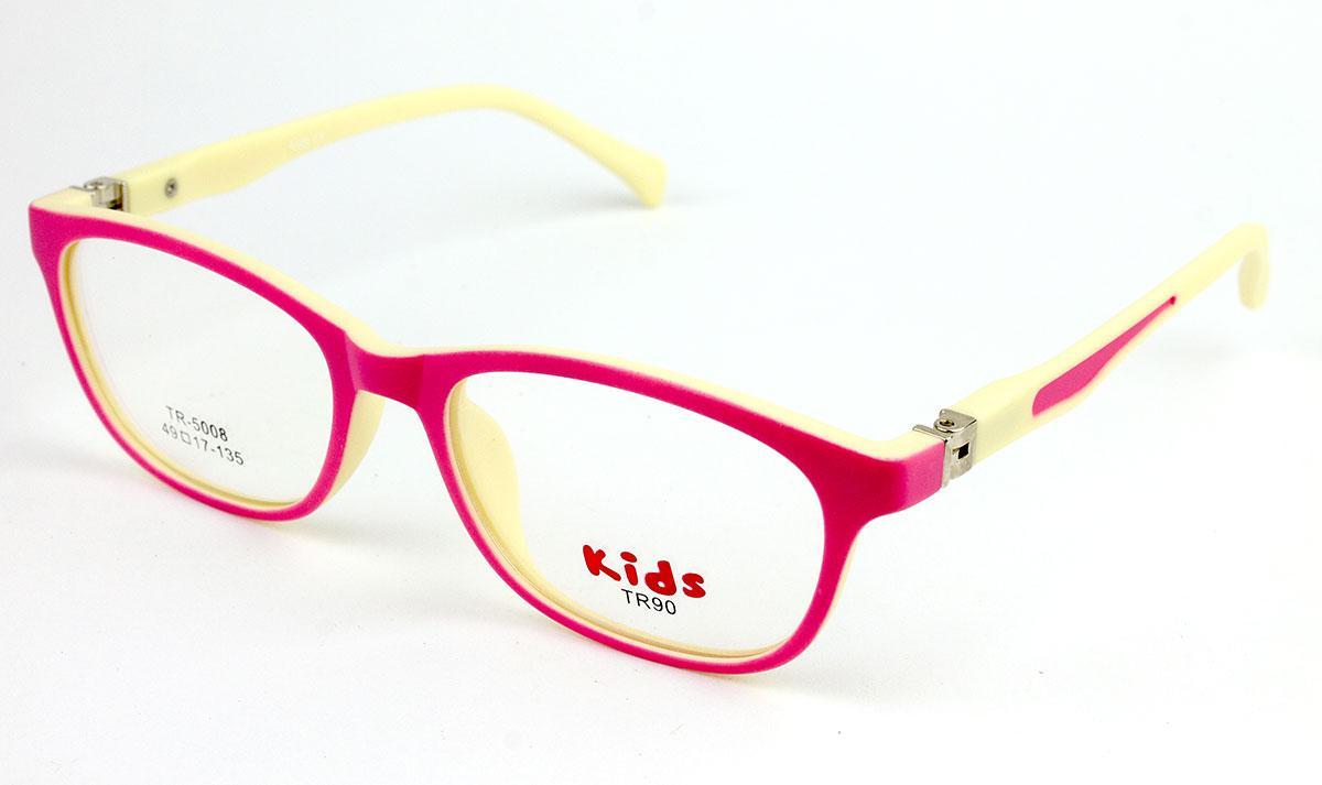 Оправа для очков Детские пластиковые Kids TR5008-C030