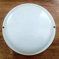 Светильник антивандальный ЖКХ LED 18W 6000K 1400Лм IP65 круг