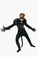 Суперкот карнавальный мужской костюм \ размер 48-50 \ BL - ВМ256