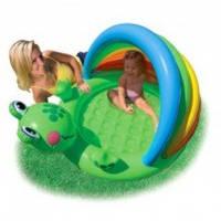 Детский надувной бассейн Intex 57416 (114х69х99 см.)