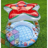 """Детский надувной бассейн """"Морская звезда"""" Intex 57428 (102х86 см.), фото 1"""