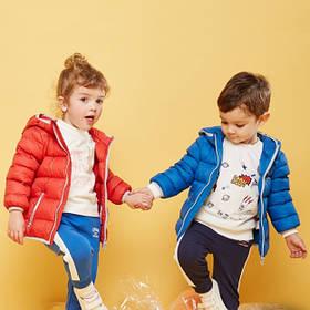 Куртки и комбинезоны для детей