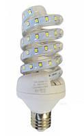 Светодиодная лампа Е27 Спираль 16 Вт нейтральный белый (4200К), фото 1