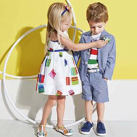 Платья и костюмы для детей