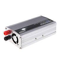 Преобразователь напряжения мощность 1000Вт DOXIN1000 с постоянного 12В на переменный 220В инвертор