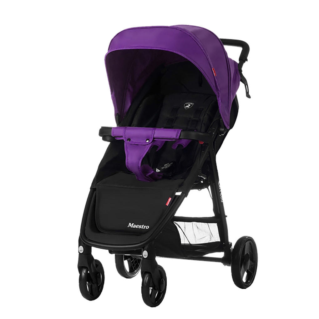 Коляска прогулочная CARRELLO Maestro CRL-1414/1 Purple Iris 78713