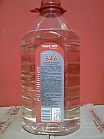 Розчинник 646 ТМ ХІМРЕЗЕРВ (5л) пет. (3.4 кг.)