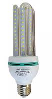 Светодиодная лампа Е27 4U 16 Вт нейтральный белый (4200К), фото 1