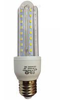 Светодиодная лампа Е27 3U 9 Вт нейтральный белый (4200К), фото 1