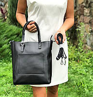 Сумка натуральная кожа KT32254 кожаные сумки Украина , фото 1