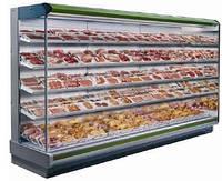 Пристенные холодильные горки