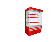 Пристенная холодильная горка (Регал) ГПХ1,25