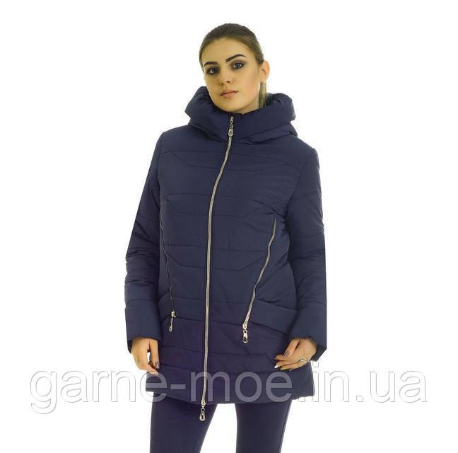 ЛД741-1 Женская зимняя куртка 42-56 рр