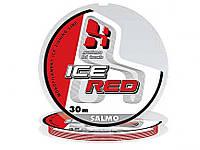 Леска моно зимняя Salmo Hi-Tech Ice Red