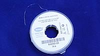 Проволока для скобы ЗТО соединительная тонкая стальная круглого сечения 0,23 мм в мотке 20 г