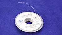 Проволока для скобы ЗТО соединительная тонкая стальная круглого сечения 0,25 мм в мотке 20 г