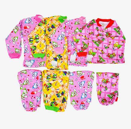 Детская пижама на байке (M730)   6 шт., фото 2