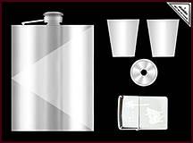 Подарочный набор Moongrass 5 предметов DJH0833