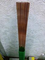 Пруток присадочный омедненный ∅ 2,0 TIG ER70S-6 (аналог СВ08Г2С)