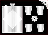 Подарочный набор Moongrass 6 предметов DJH0835