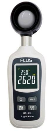 Люксметр - термометр MT-912 FLUS с расширенным пределом до 200000 Лк