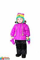 Зимний комплект для девочки Deux par Deux D501, цвет 003