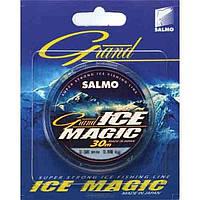 Леска моно зимняя Salmo Ice Leadr 50м 0,08-0,22