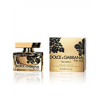 Женская парфюмированная вода Dolce&Gabbana The One Lace Edition EDP 75 ml (лиц.)