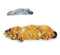 Термоодеяло Leina Werke спасательное одеяло изотермическое