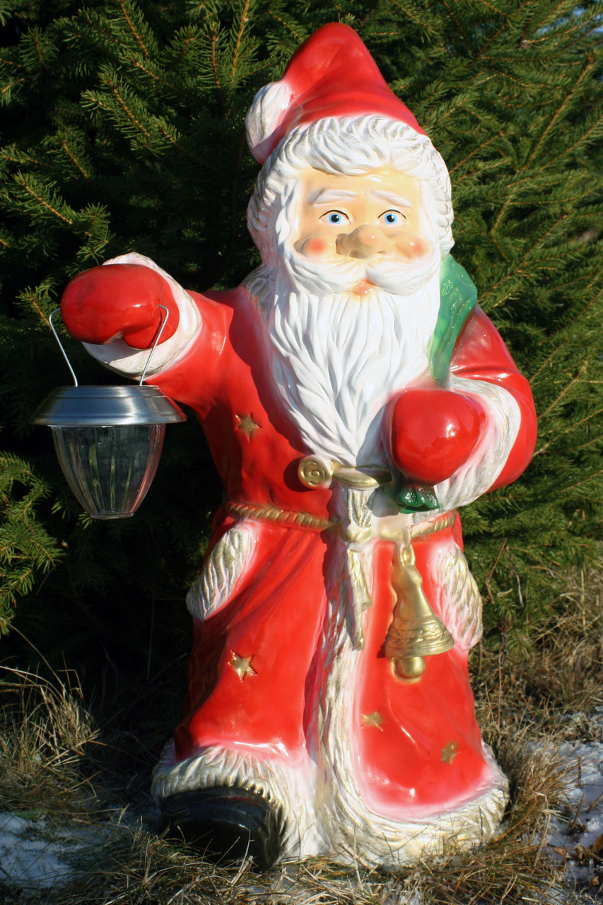 Новогодняя фигура Дед Мороз (Ср)