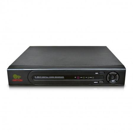 IP-видеорегистратор Partizan NVH-822 PoE