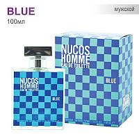 Мужская туалетная вода Nucos Homme - Blue