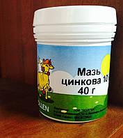 Мазь Цинкова 40гр.(Коллен)
