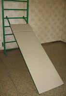 Доска гимнастическая наклонная для стенки шведской Норма-Трейд ДГСШ-1