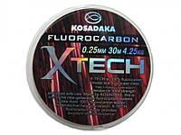 Флюорокарбон Kosadaka Fluorocarbon X-Tech