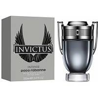 Мужская туалетная вода Paco Rabanne Invictus Intense 100 ml