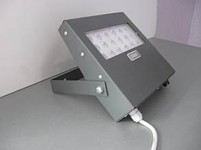 Прожектор ODSK-20W A+  для архитектурной подсветки (желтый, оранжевый, синий, голубой, красный, зеленый и др.)