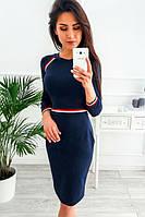 Платье трикотажное в расцветках 2305, фото 1