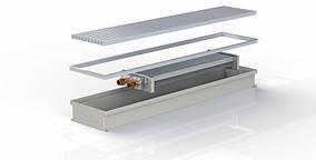 Внутрипольный конвектор Carrera C-Inox 230-120