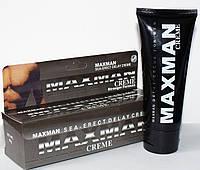 MaxMan Creme крем для продления полового акта, 60мг., фото 1