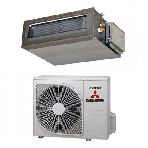 Канальный инверторный кондиционер Mitsubishi Heavy FDUM71VF1/FDC71VNX Hyper Inverter