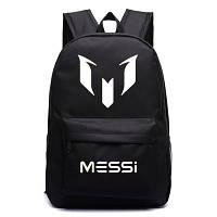 Рюкзак подростковый M Messi черный, фото 1
