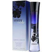 Женская парфюмированная вода Armani Code ( цветочно-восточный аромат) копия, фото 1