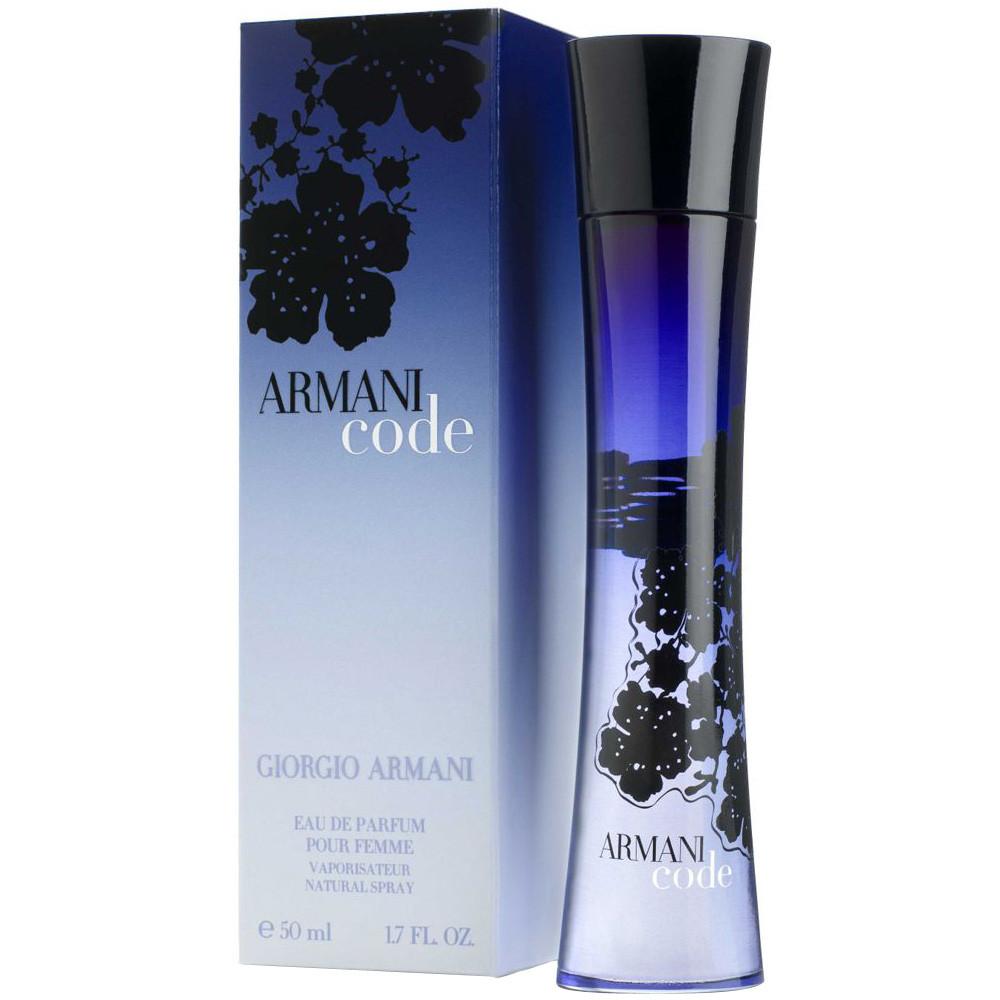 Женская парфюмированная вода Armani Code ( цветочно-восточный аромат) копия
