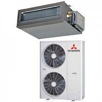 Канальный инверторный кондиционер Mitsubishi Heavy FDUM100VF2/FDC100VNX Hyper Inverter