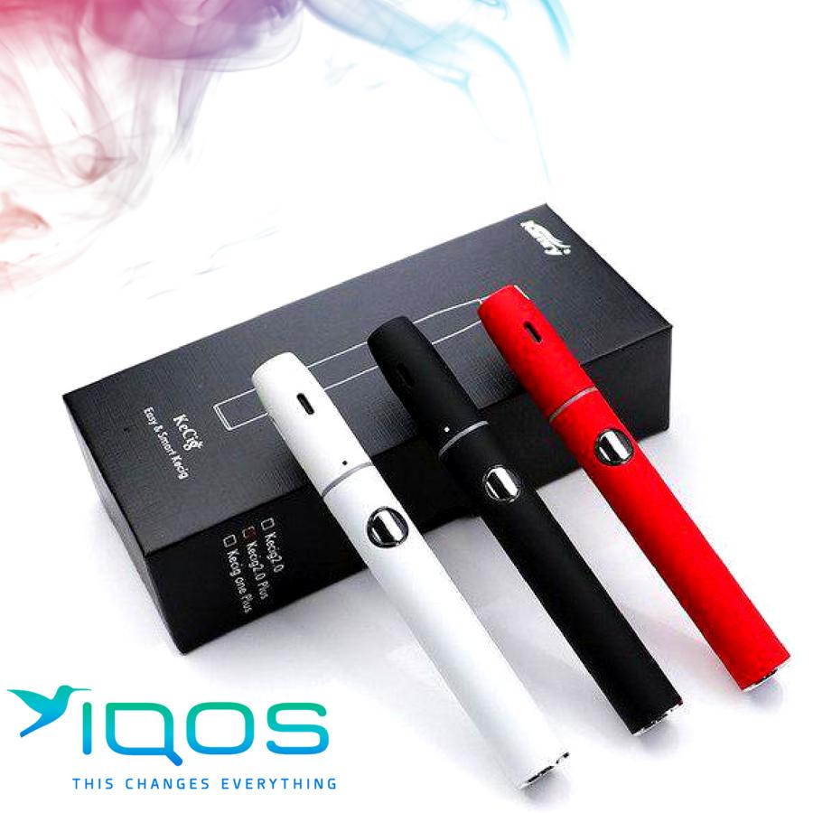 Электронная сигарета для сигаретных стиков Kamry Kecig аналог IQOS